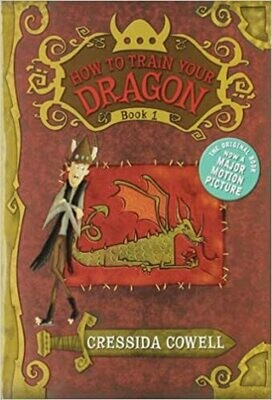 Cowell, Cressida- How To Train Your Dragon Book 1