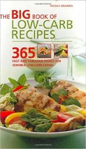 Graimes, Nicola- Big Book Of Low Carb Recipes