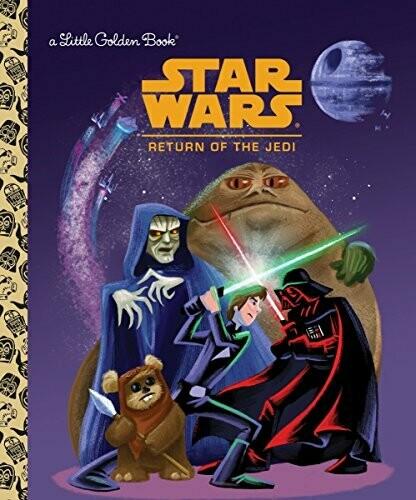 Golden Books- Star Wars Return of the Jedi