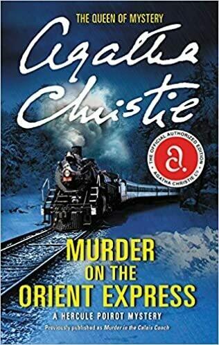 Christie, Agatha- Murder on the Orient Express