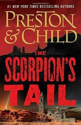 Preston and Child- Scorpions Tail