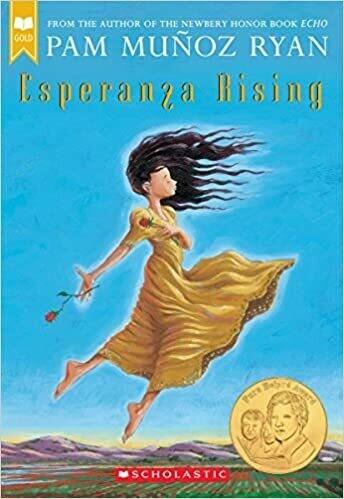 Ryan, Pam Munoz- Esperanza Rising