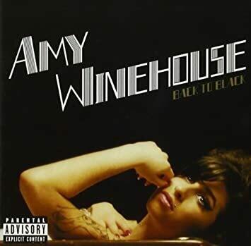 Amy Winehouse- Back to Black LP