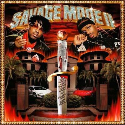 21 Savage & Metro Boomin- Savage Mode II