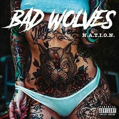 Bad Wolves- Nation LP