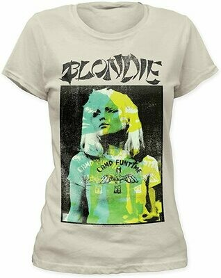 Blondie Bonzai T Shirt