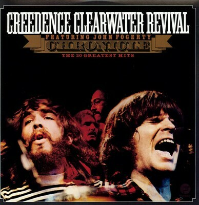 Creedence Clearwater Revival- Chronicle LP
