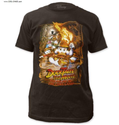 Duck Tales Lost Lamp T Shirt