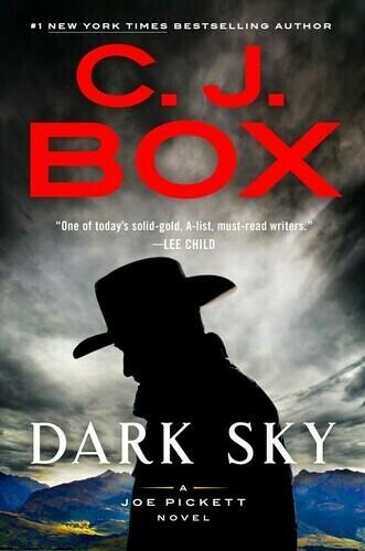 Box, CJ- Dark Sky