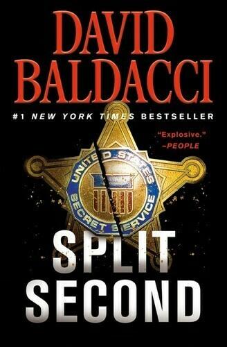 Baldacci, David- Split Second