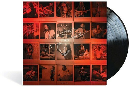 Chris Cornell- No One Sings Like You Anymore LP