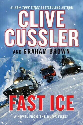 Cussler, Clive- Fast Ice