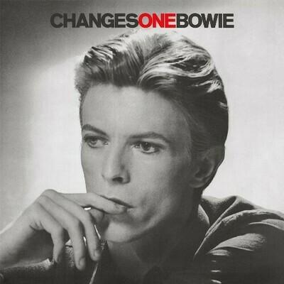 David Bowie-  Changesonebowie LP