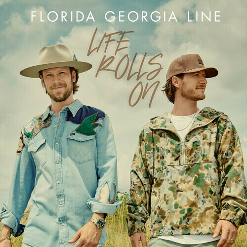 Florida Georgia Line- Life Rolls On LP