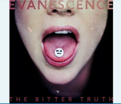Evanesence- The Bitter Truth LP