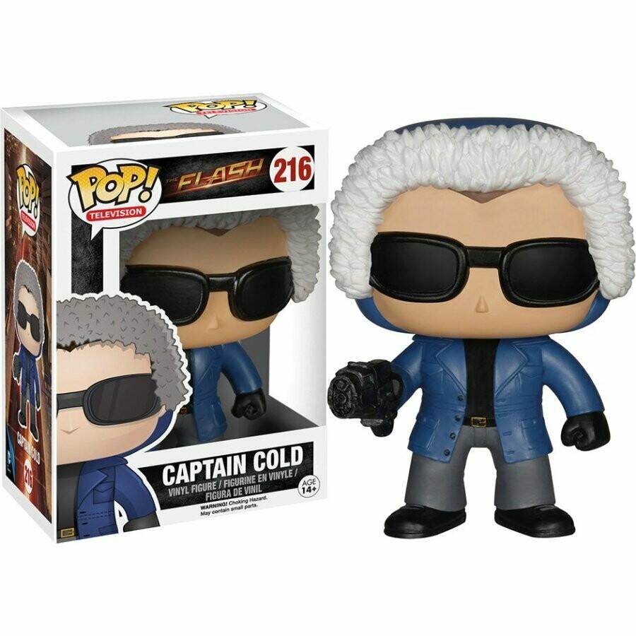 Funko Captain Cold 216