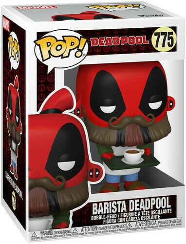 Funko Barista Deadpool 775