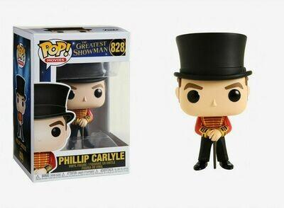 Funko Phillip Carlyle 828