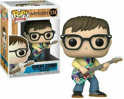 Funko Weezer Rivers Cuomo 174