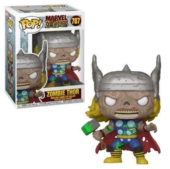 Funko Zombie Thor 787