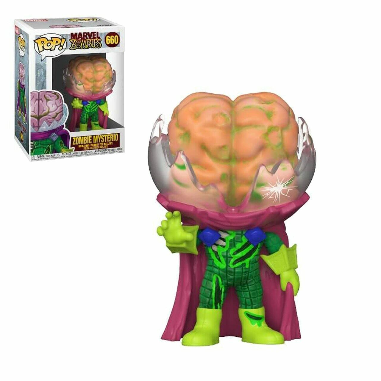 Funko Zombie Mysterio 660