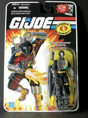 Gi Joe 25th Cobra BAT