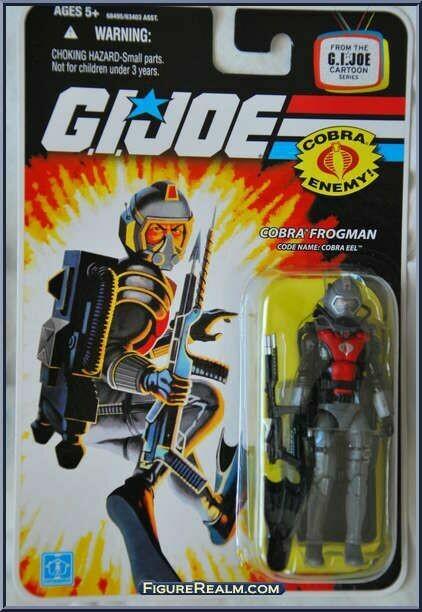 Gi Joe 25th Cobra Eel
