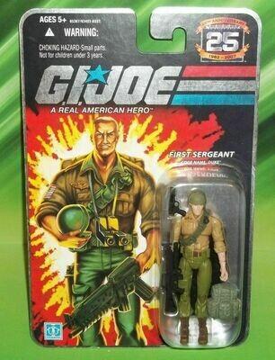 GI Joe 25th Duke