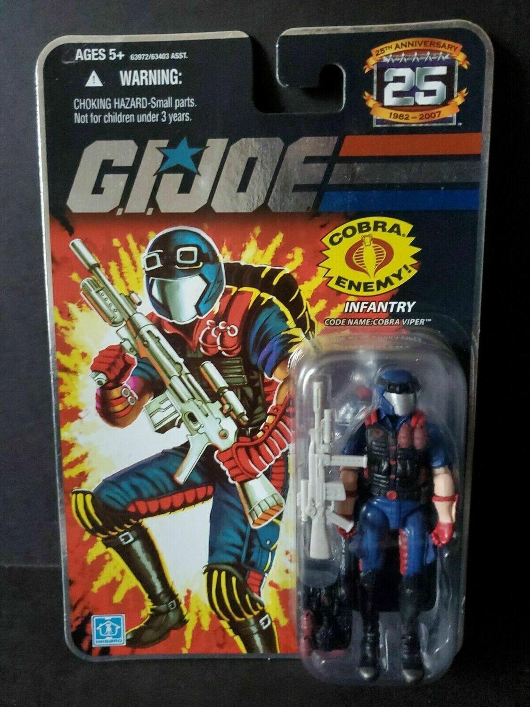 Gi Joe 25th Cobra Viper