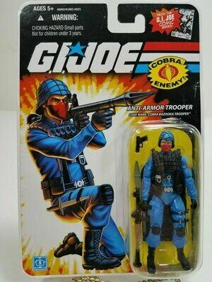 Gi Joe 25th Cobra Bazooka Trooper