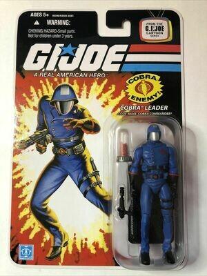 Gi Joe 25th Cobra Commander