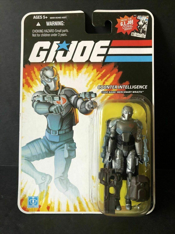 Gi Joe 25th Mercenary Wraith