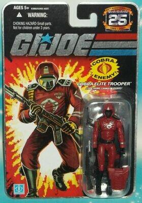 Gi Joe 25th Crimson Guard