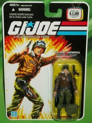 Gi Joe 25th General Hawk