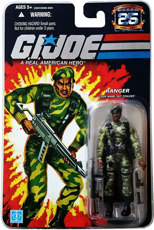 Gi Joe 25th Stalker