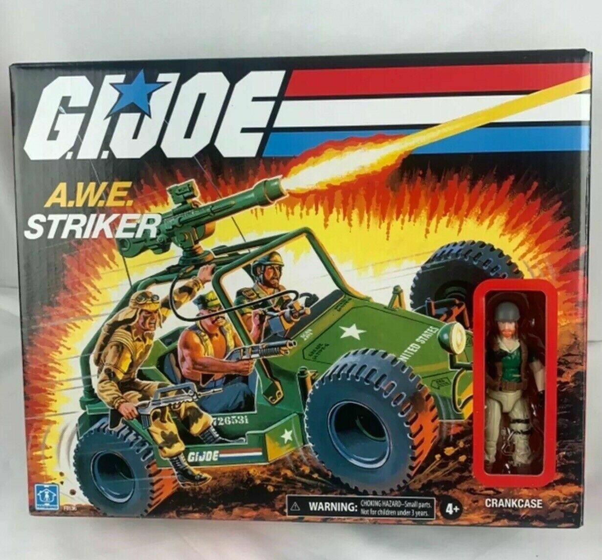 Gi Joe AWE Striker