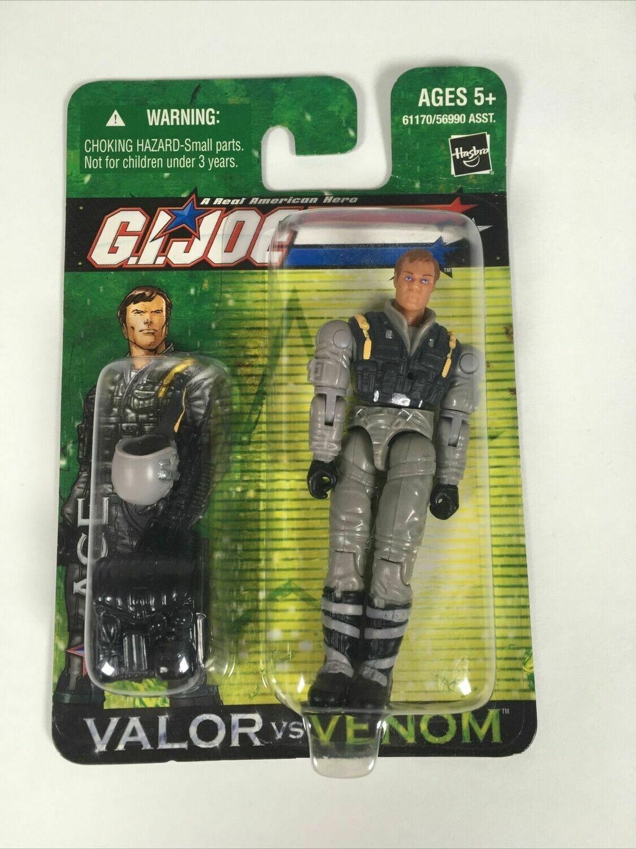 Gi Joe Valor vs Venom Ace