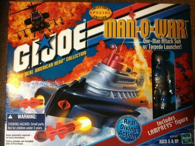GI Joe SE Man O War
