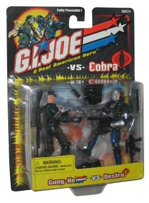 GI Joe vs Cobra: Gung Ho vs Destro
