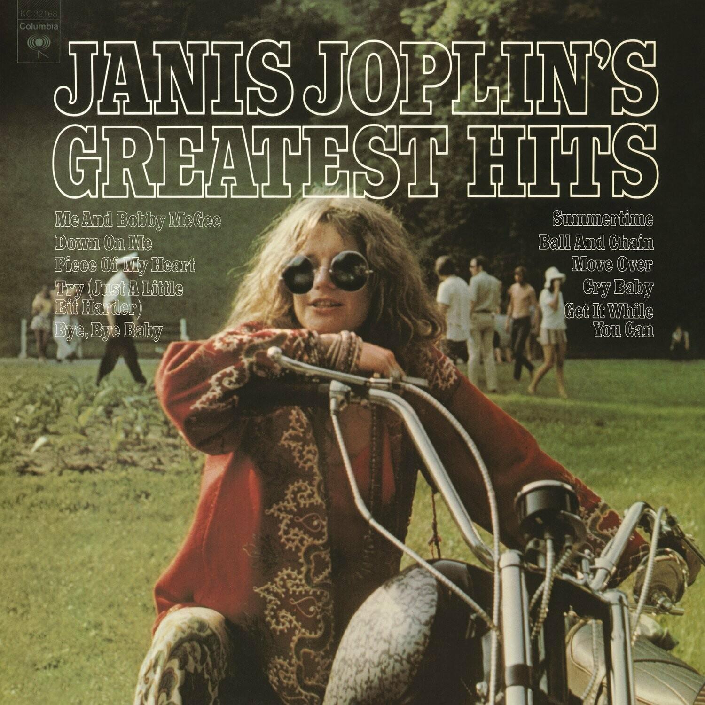Janis Joplin- Greatest Hits LP