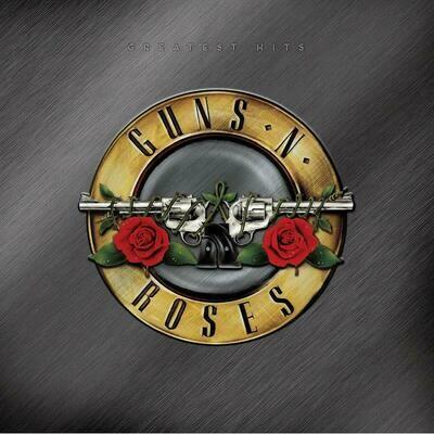 Guns N Roses- Greatest Hits LP