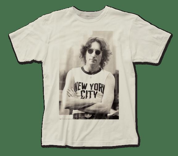 John Lennon NYC T Shirt