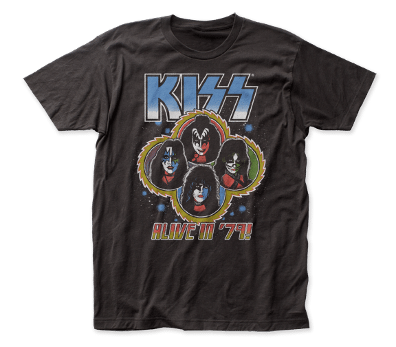 Kiss Alive in 79 T Shirt