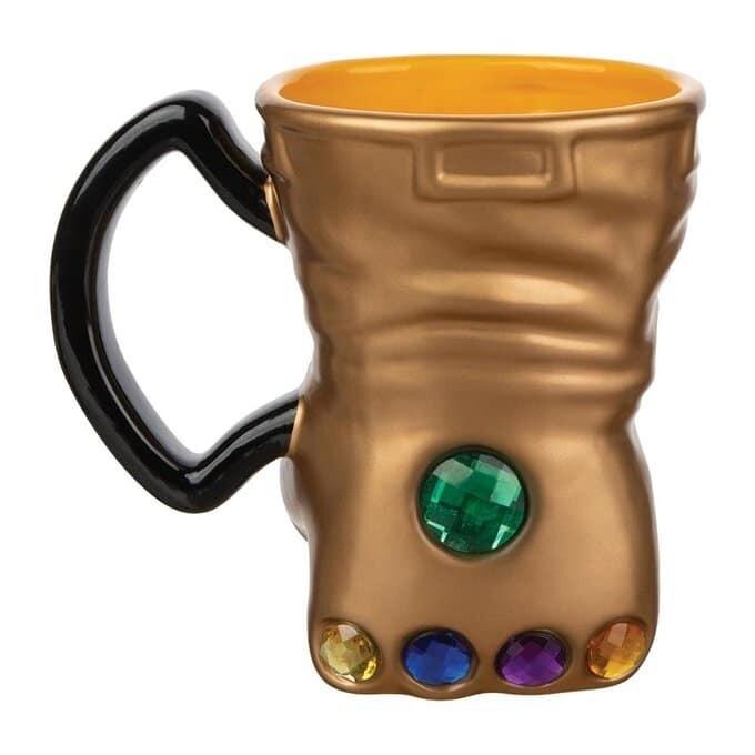 Marvel Infinity Gauntlet Mug