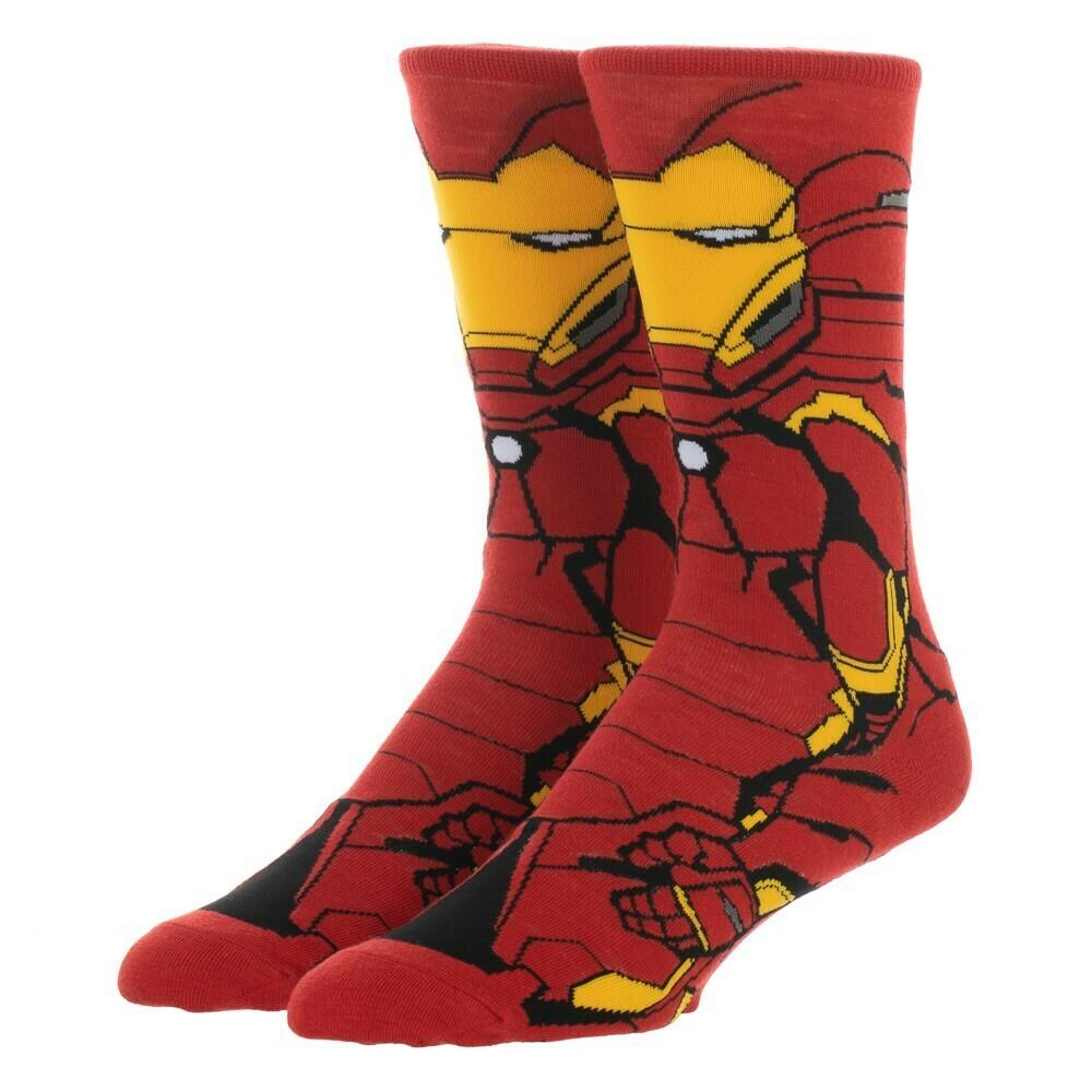 Marvel Iron Man Socks