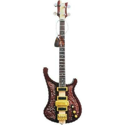 Lemmy Signature Carved Bass