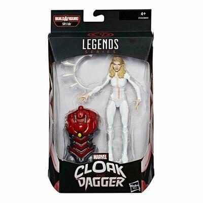 Marvel Legends Dagger 2017