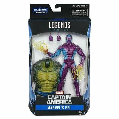 Marvel Legends Eel 2015