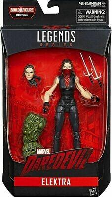 Marvel Legends Elektra 2017