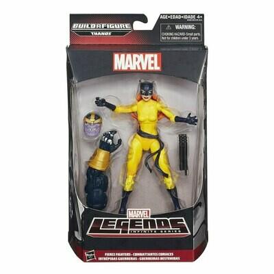Marvel Legends Hellcat 2015